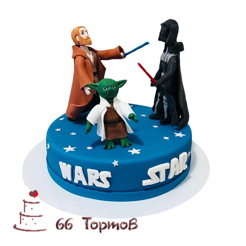 №183 Торт звездные воины