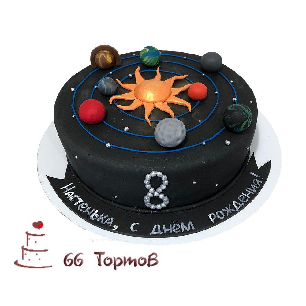 №193 Торт космос