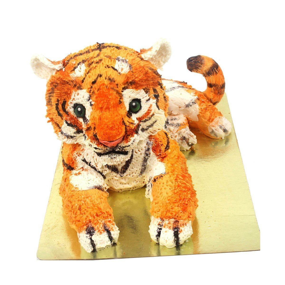 №294 Торт тигр