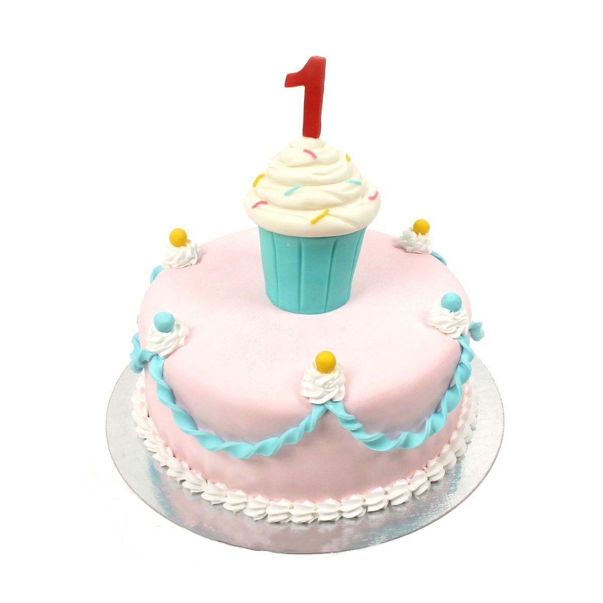 №296 Торт с пироженкой