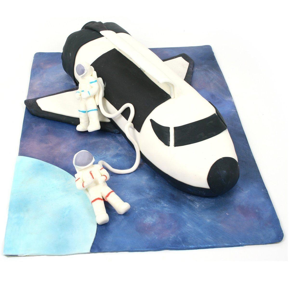 №303 Торт космический шатл