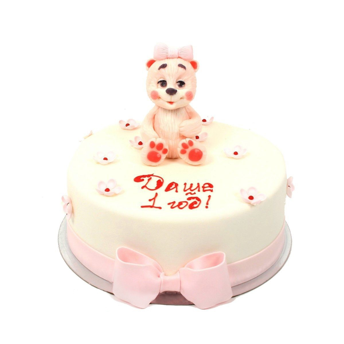 №309 Торт с мишкой