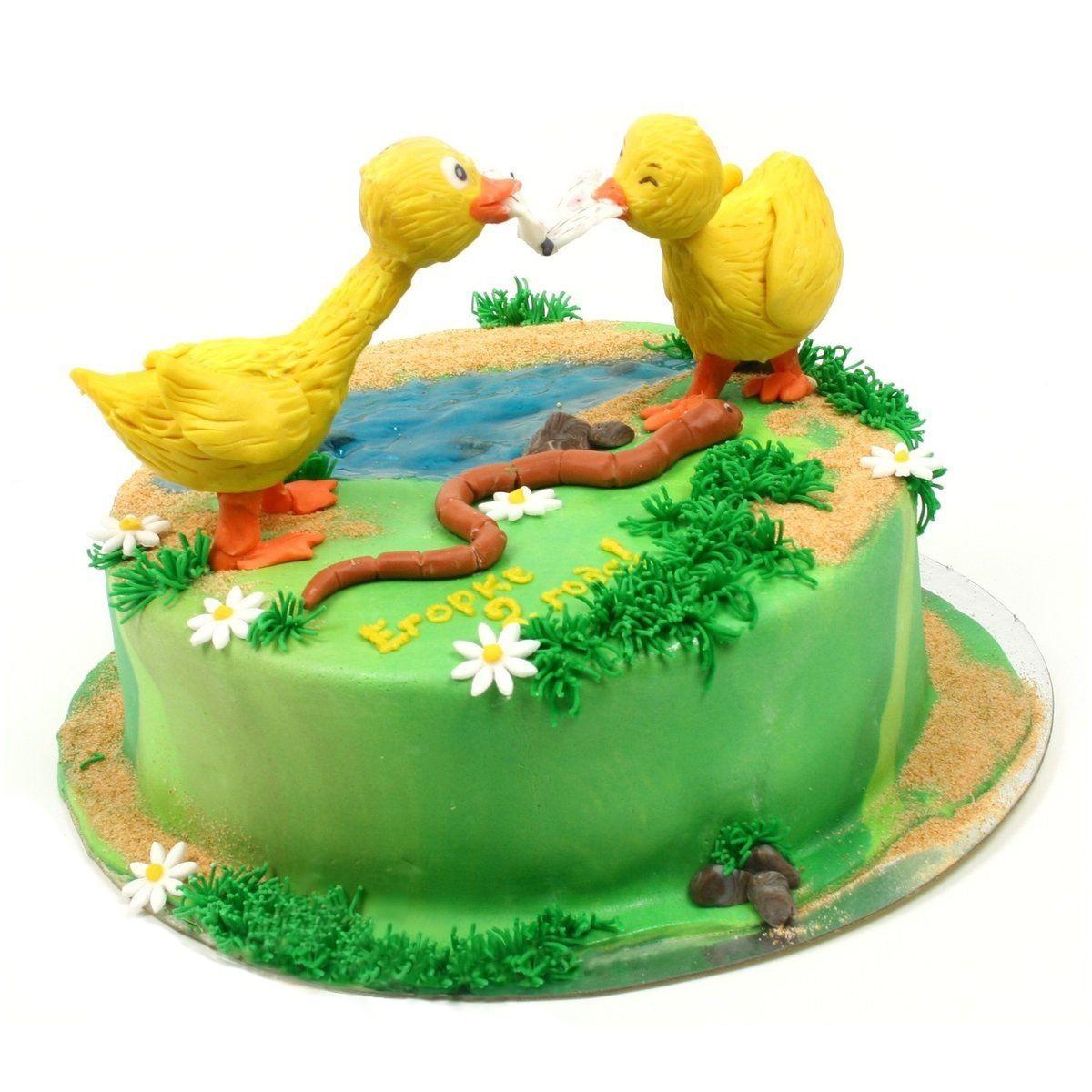 №312 Торт утята