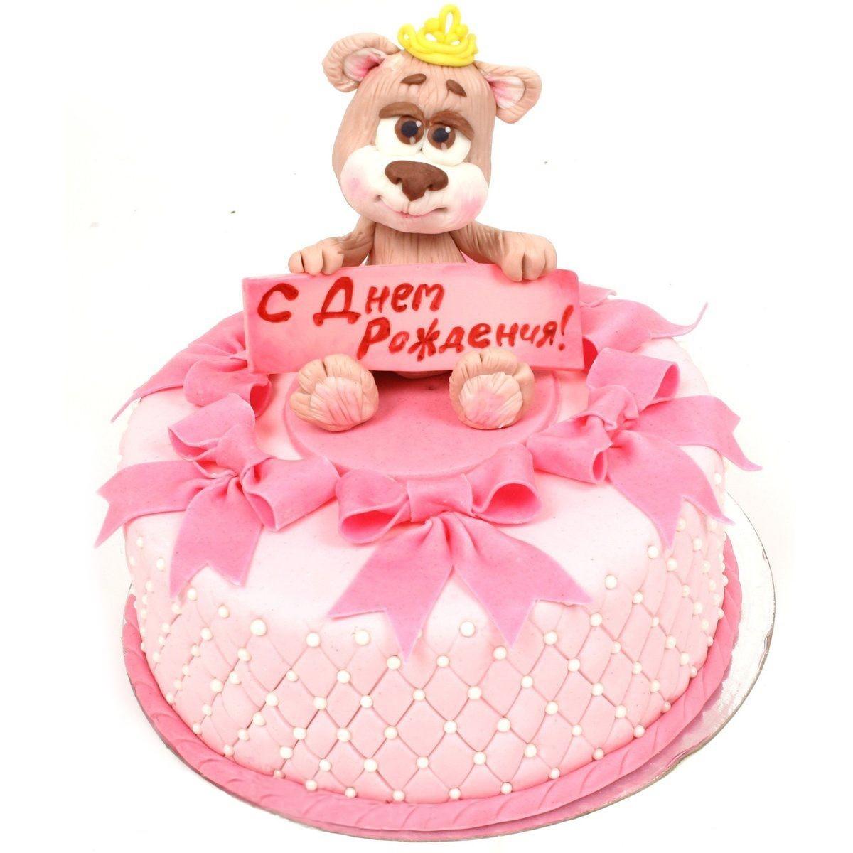 №314 Торт мишка