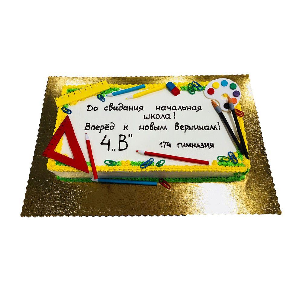 №32 Торт на выпускной
