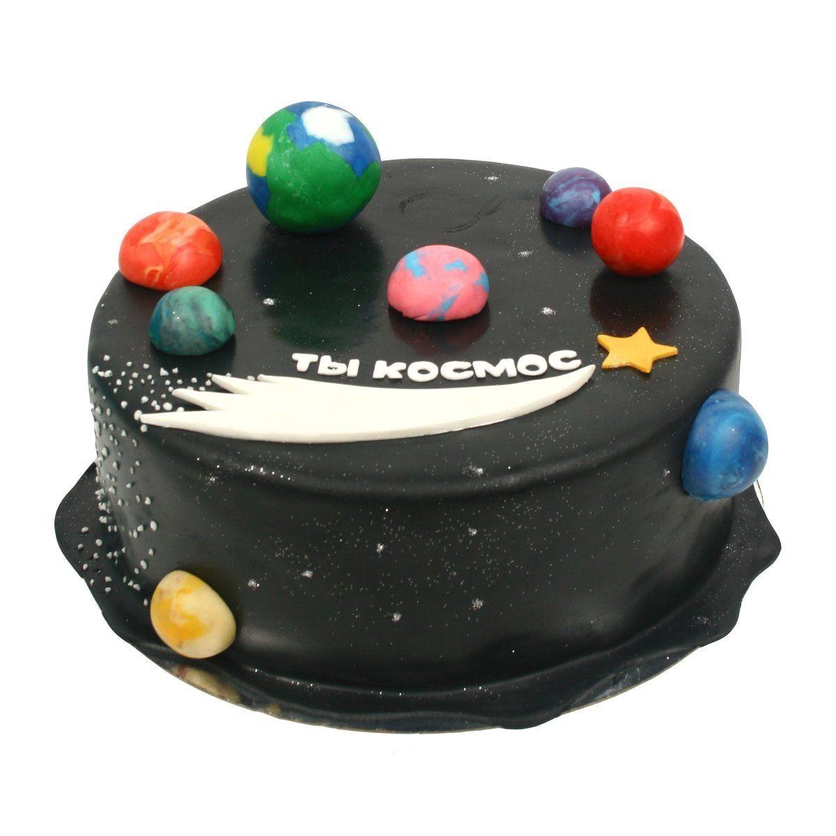 №510 Торт планеты