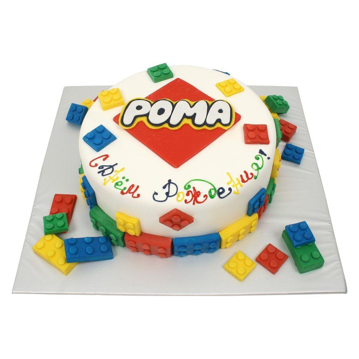 №517 Торт лего