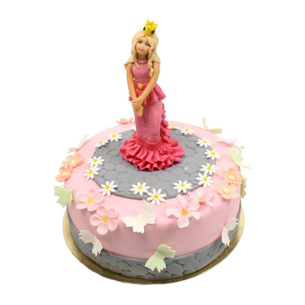 №543 Торт принцесса