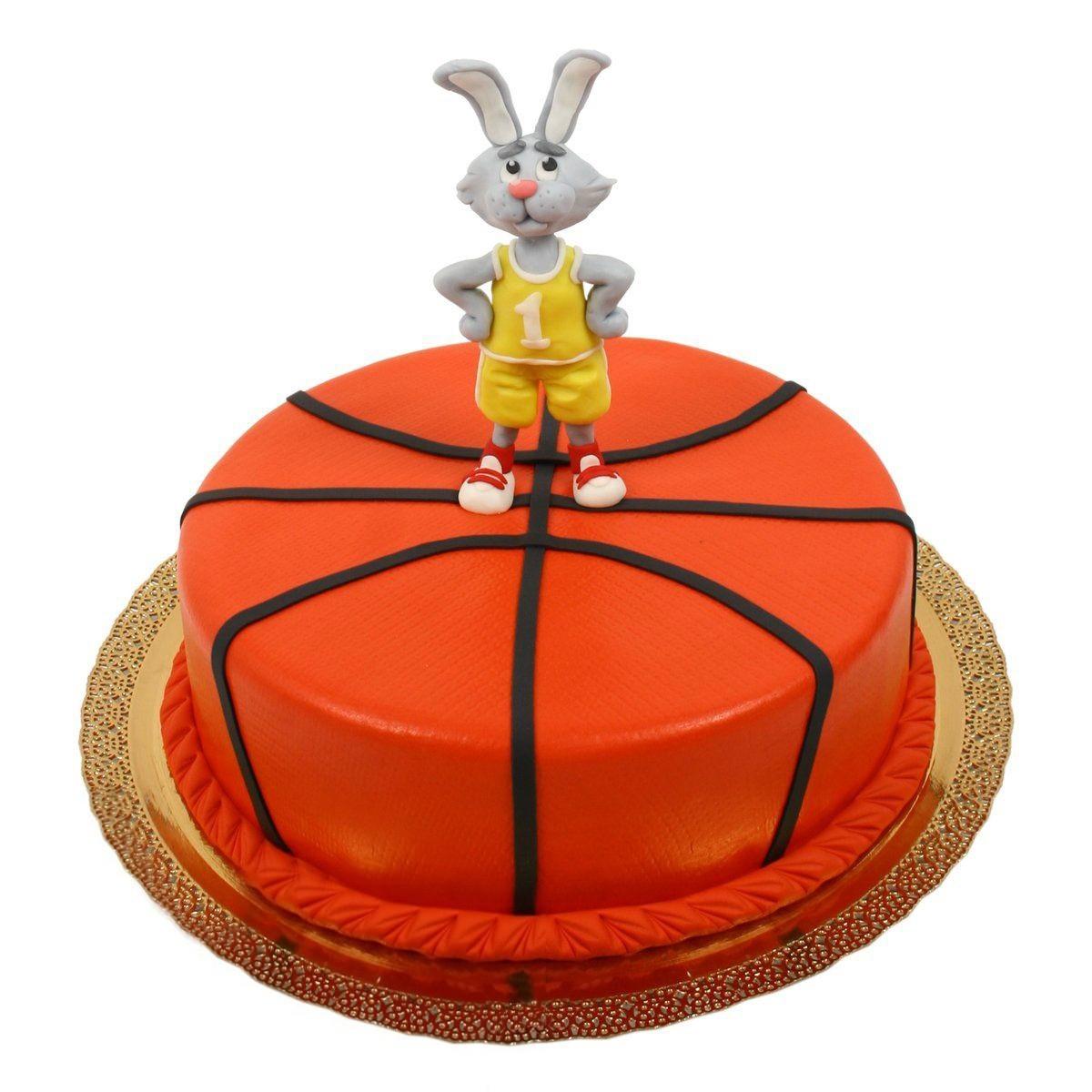 №552 Торт баскетбол