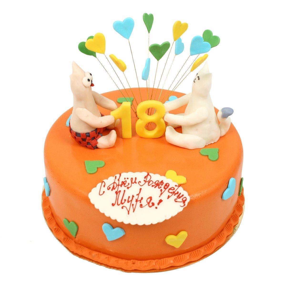№572 Торт с котами