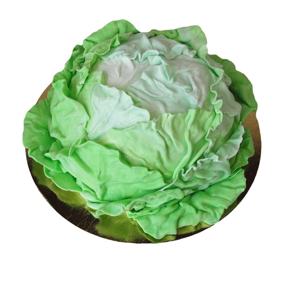 №7 Торт капуста