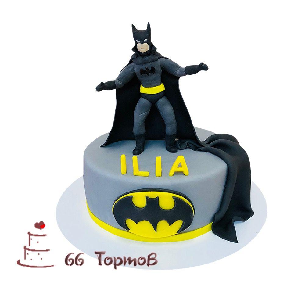 №74 Торт бетман