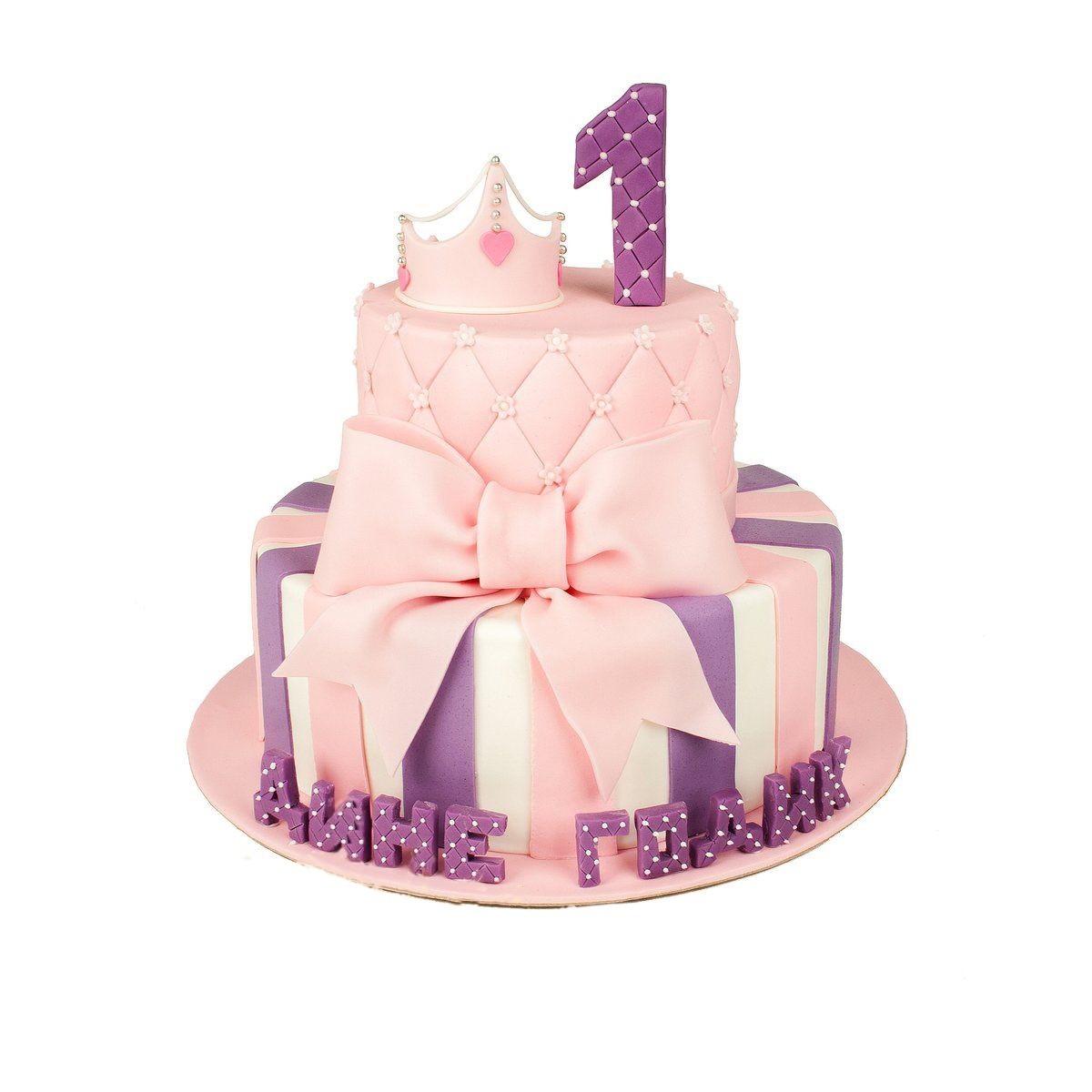 №759 Торт с цифрой