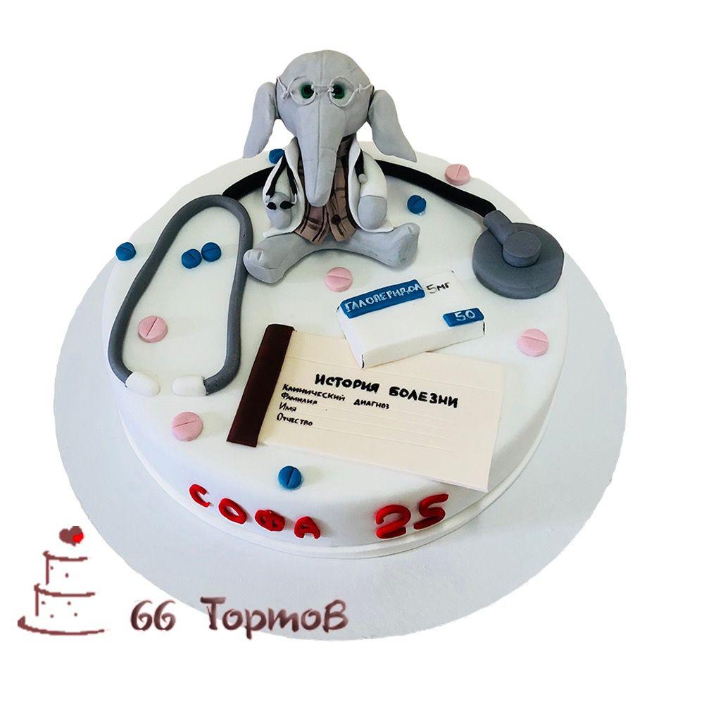 №80 Торт для доктора