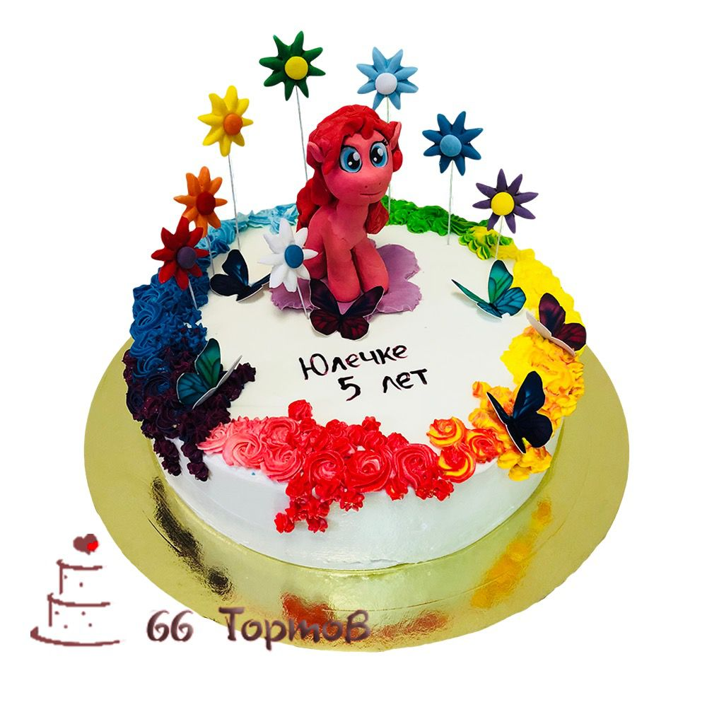 №98 Торт с пони